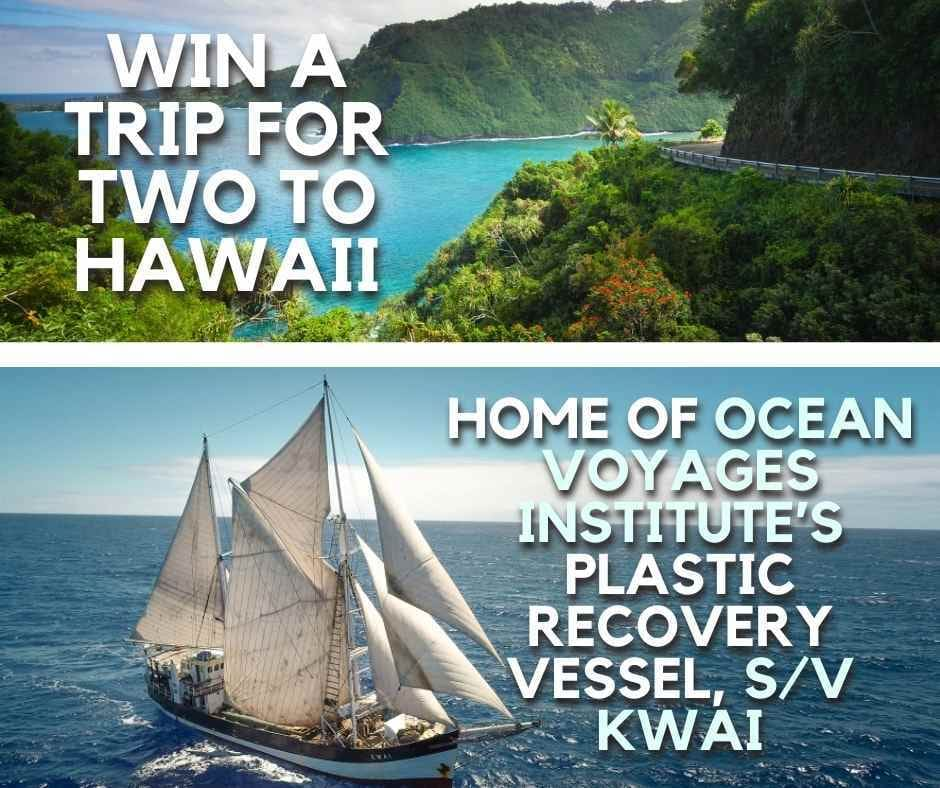 Win A Trip For Two to Hawaii